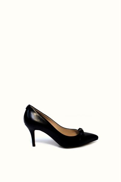 Picture of SHOES TWIN-SET WOMAN CA5TLT NERO