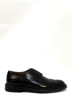 Picture of SHOES DOUCAL'S MAN 65040UF NERO