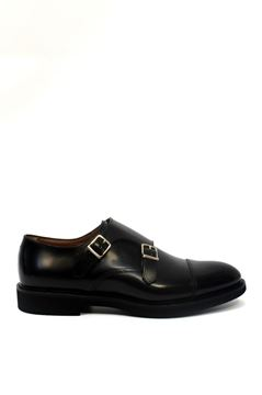 Picture of SHOES DOUCAL'S MAN 65001UF H. NERO