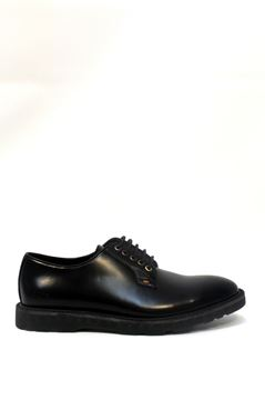 Picture of SHOES HUGO BOSS MAN NEWSELL NERO