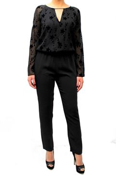 Picture of SUIT PINKO WOMAN MALLERO BLACK