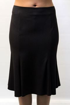 Picture of SKIRT NUVOLA WOMAN 4850 111 MARRONE