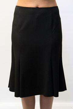 Picture of SKIRT NUVOLA WOMAN 4850 111 NERO