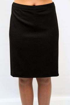 Picture of SKIRT SEVENTY WOMAN 253113314006 NERO