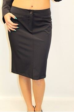 Picture of SKIRT LIST WOMAN EXPRESS BLU