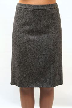 Picture of SKIRT ROBERTA SCARPA WOMAN 09I RS 105 GRIGIO