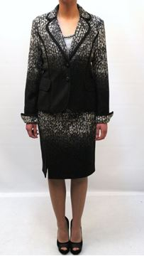 Picture of SUITS MARTA PALMIERI WOMAN E35N+902+741 NERO