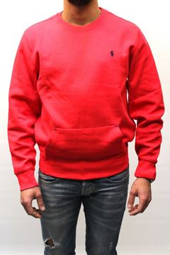 Picture of SWEAT RALPH LAUREN MAN 310KF522 RED