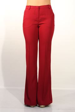 Picture of PANTS MALìPARMI WOMAN JH7115 51058 ROSSO