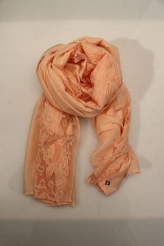 Picture of SCARF TWIN-SET WOMAN TS6FCR SALMONE
