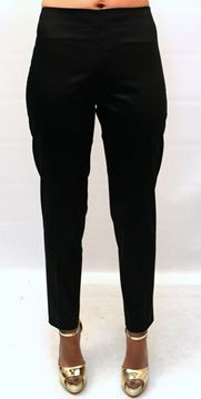 Picture of PANTS LOVE MOSCHINO WOMAN WP89000S2733 NERO