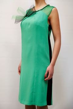 Picture of DRESS ALTHEA G. WOMAN 2016 136 VERDE NERO
