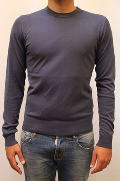 Picture of SWEATER ALPHA STUDIO MAN AU 3220C AVION
