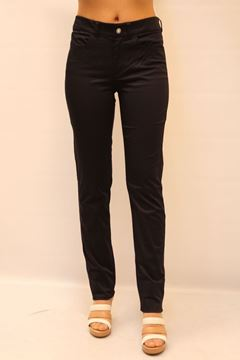 Picture of PANTS ARMANI JEANS WOMAN C5J18 JR BLU