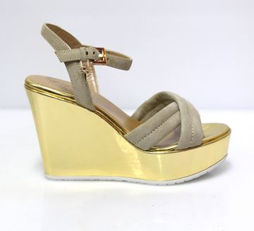 Picture of SHOES PACIOTTI 4US WOMAN PNNSD2CA ORO