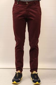 Picture of PANTS BARBATI MAN P ALAN/S 812 BORDEAUX