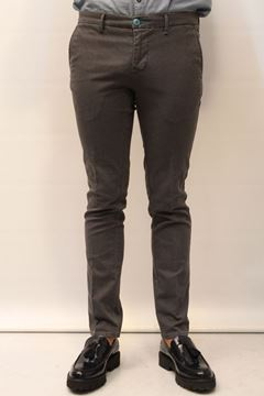 Picture of PANTS DIMATTIA MAN GENOVA ALVEARE GRIGIO