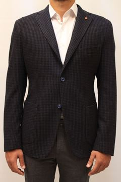 Picture of JACKET JERRY KEY MAN 1670 QUADRI