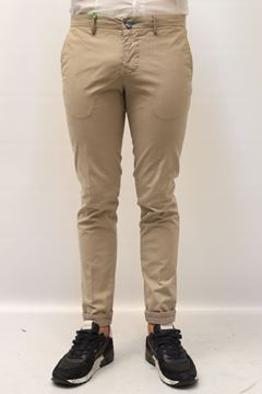 Picture of PANTS DIMATTIA MAN PORTOFINO LOVE BEIGE