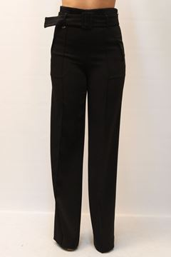 Picture of PANTS NENETTE WOMAN ELICA 16 NERO