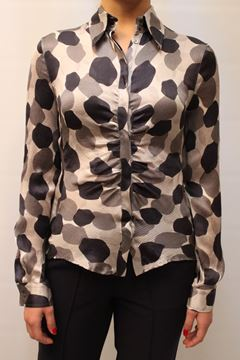 Picture of SHIRT ARMANI COLLEZIONI WOMAN 8MC03T 8M513 FANTASIA
