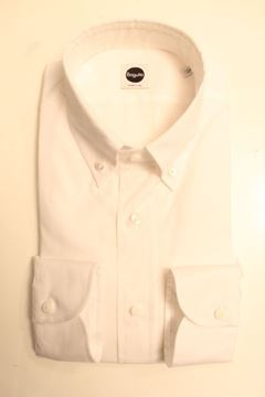 Picture of SHIRT BAGUTTA MAN BN140L 00021 BIANCO
