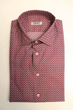Picture of SHIRT SEVENTY MAN CA0321 210185 FANTASIA