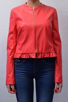 Picture of JACKET BIANCOGHIACCIO WOMAN OWEN 17 CORALLO