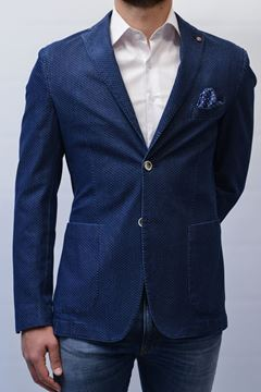 Picture of JACKET JERRY KEY MAN 1726 POIS