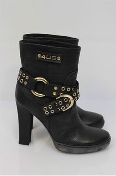 Picture of BOOTS PACIOTTI 4US WOMAN PAMD2 NERO