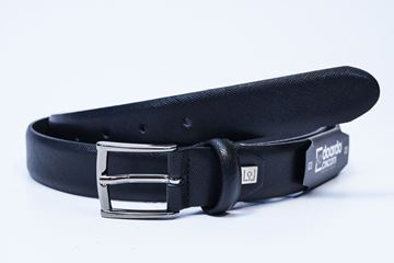 Picture of BELT EDOARDO CINCOTTI MAN N161N BLACK