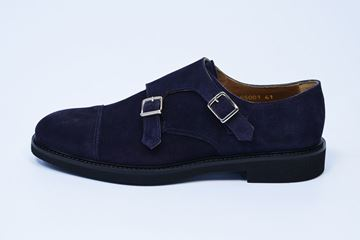 Picture of SHOES DOUCAL'S MAN 65001UF H. BLU