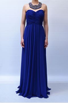 Picture of DRESS LEXUS 4117 BLUETTE