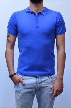 Picture of POLO DIKTAT MAN D17011 BLUETTE'