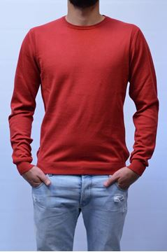 Picture of JERSEY MAN DIKTAT D17001 ROSSO