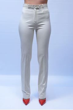 Picture of PANTS WOMAN BLUMARINE 3553 BEIGE