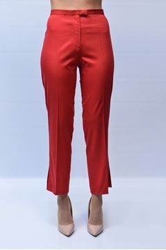 Picture of PANTS SEVENTY WOMAN 154323322133 ROSSO