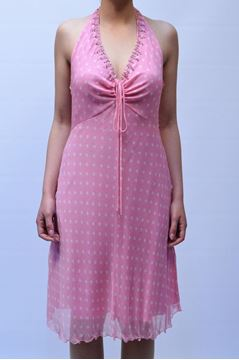 Picture of DRESS BLUMARINE 8500 POIS