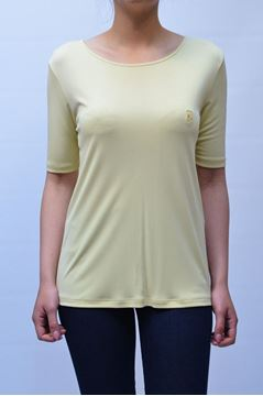 Picture of JERSEY ARMATA DI MARE WOMAN 720 GIALLO