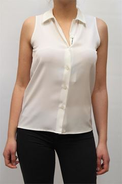 Picture of SHIRT WOMAN MAGIL RAGAZZA C316 BIANCO