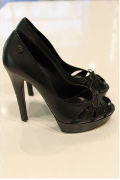 Picture of SHOES LEFT AND RIGHT WOMAN R4 NERO