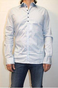 Picture of SHIRT AGLINI MAN A121.29 RIGHE