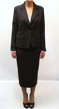 Picture of SUITS MARTA PALMIERI WOMAN I8.M32T2MOD GESSATO