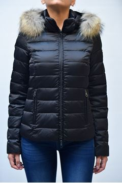 Picture of JACKET HETREGO MAKALU BLACK