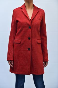 Picture of JACKET SHENOGRAPHY WOMEN 401/83 RED