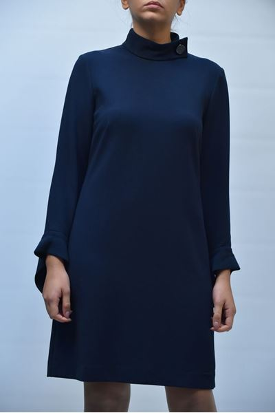 Picture of DRESS NENETTE WOMAN APRICALE TEAL