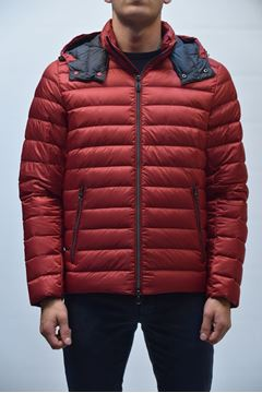 Picture of JACKET HETREGO MAN BASIL 17 ROSSO