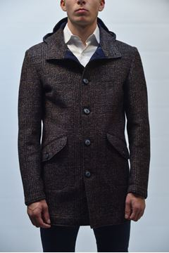 Picture of COAT BARBATI MAN GC-PIK-TV BROWN
