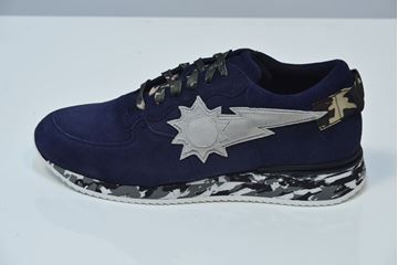 Picture of SHOES URBAN SUN MAN ANDRE BLUE