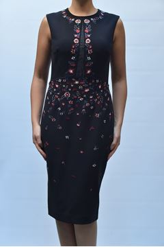 Picture of DRESS NENETTE WOMAN AVA BLACK